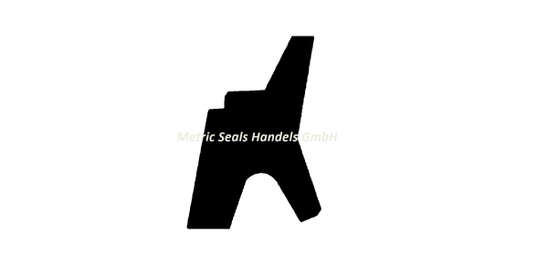 Abstreifer passend für Case 8204583