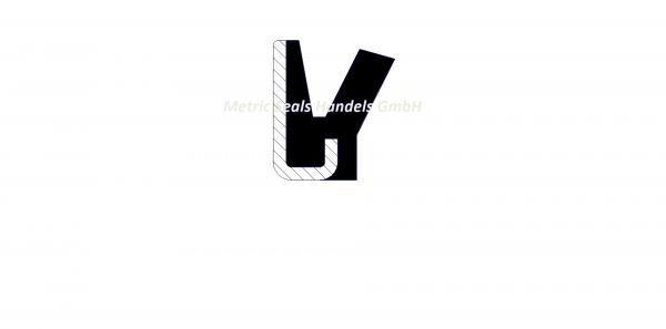 Abstreifer 76,2 x 88,9 x 6,35