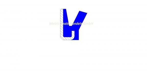Abstreifer passend für TEREX 3708073171
